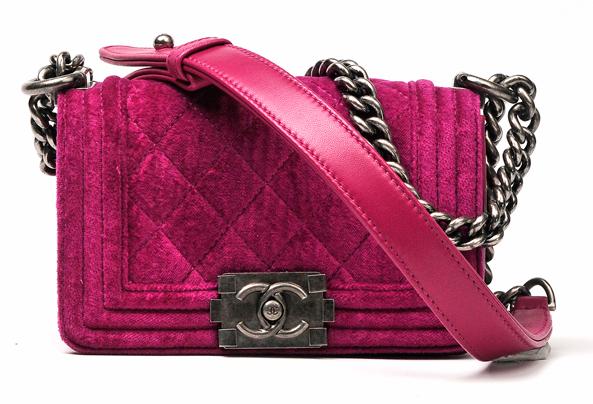 Chanel Fall 2012 runway bags