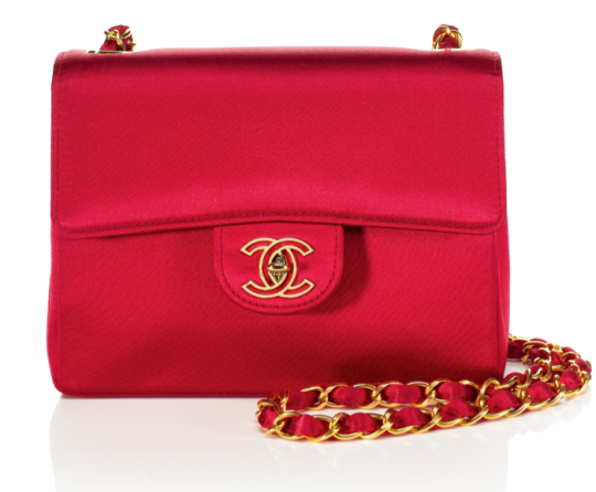 Vintage Chanel Mini Single Flap Bag