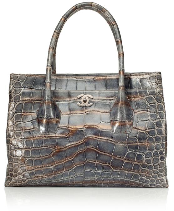 Vintage Chanel Oversize Cerf Tote