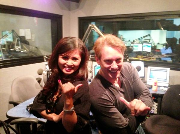 Kalika Yap with Ken Rutkowski of Business Rockstars