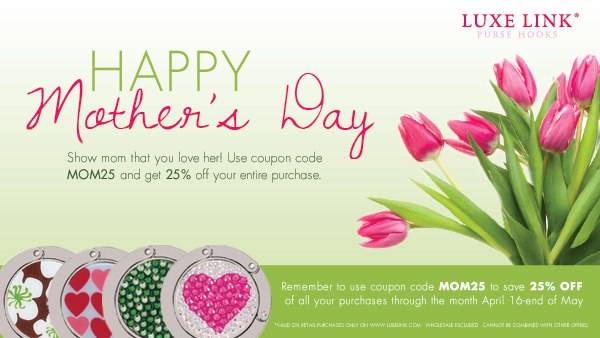 Mother's Day Sale 2013